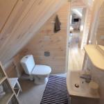 Wspólna łazienka-piętro.