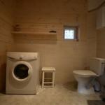 4- osobowy pokój na parterze z łazienką