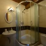 Łazienka pokój 3 osobowy.